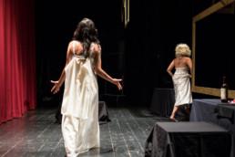 Reportage d'evento spettacolo teatrale Malafemmina - © Marco Foglia Fotografia