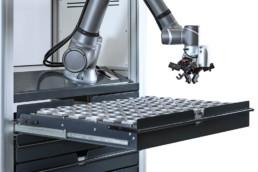 Ergonit Robotics © Marco Foglia & Frame Factory